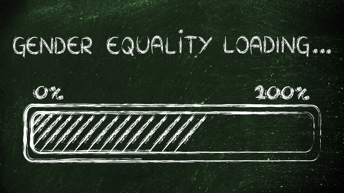 gender equality graphic