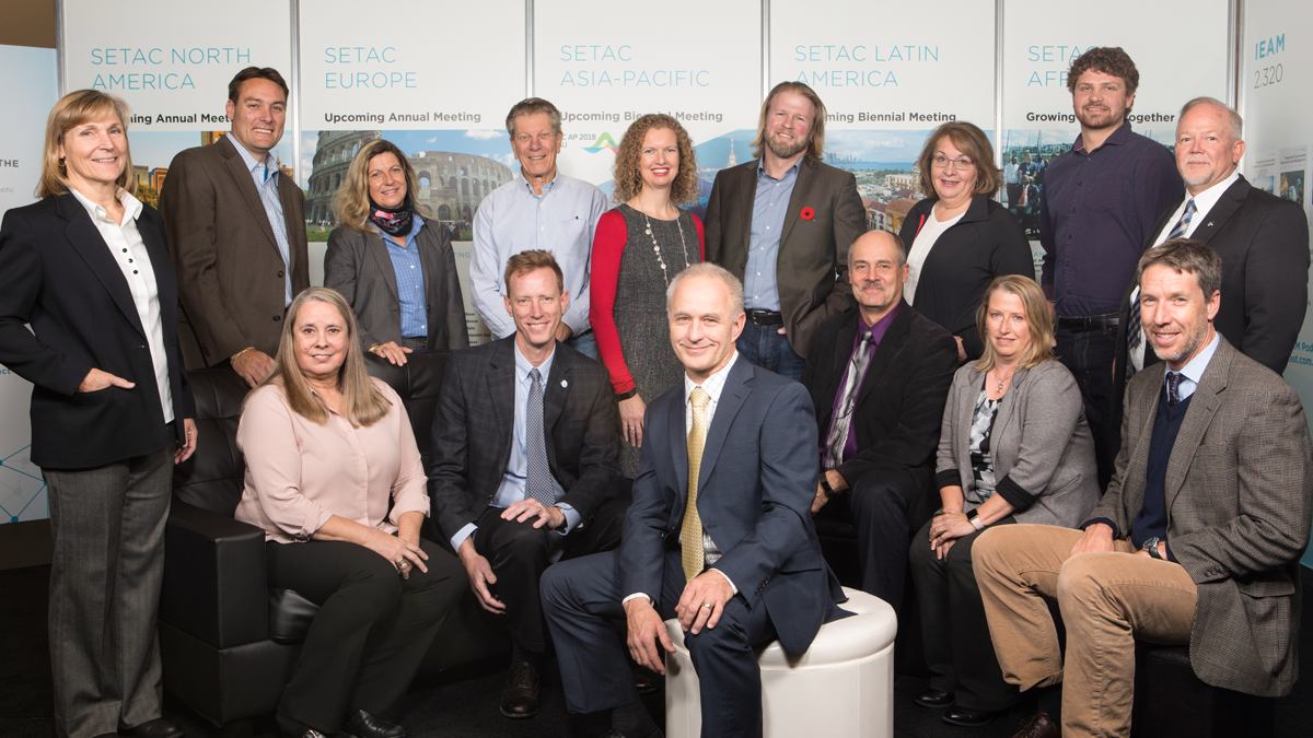 2018 SETAC North America Board of Directors
