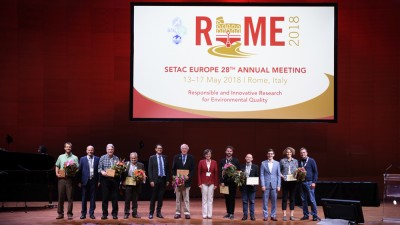 SETAC Rome Awards Celebration