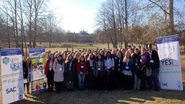 YES 2017 meeting group photo