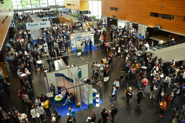 Exhibits at the SETAC Europe annual meeting