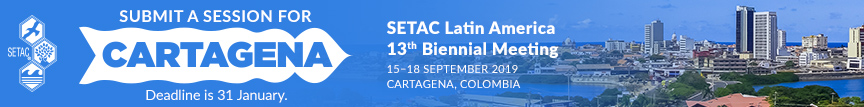 Submit a session proposal for SETAC Cartagena