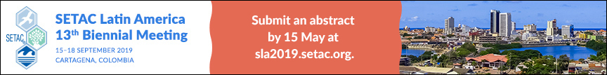 Submit an abstract for SETAC Cartagena