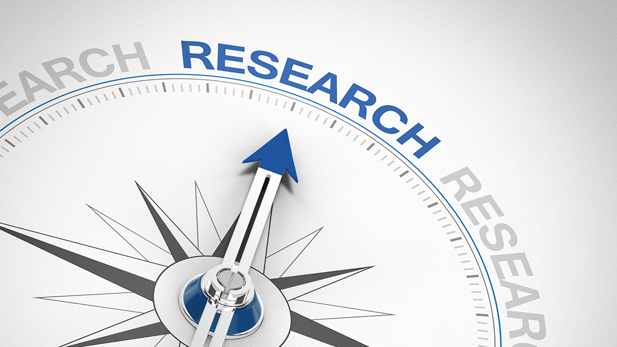 research graphic