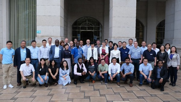 Group photo taken during the SETAC Asia-Pacific Focused Topic Meeting