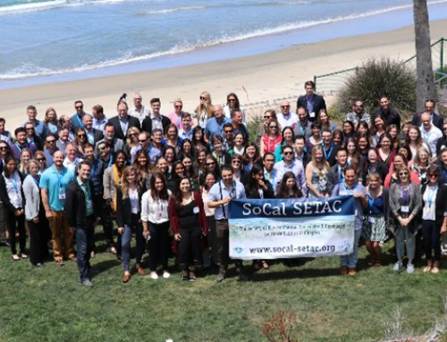 Southern California Chapter Holds Annual Meeting at Oceanfront Scripps Venue