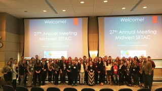 Group photo from the 27th Midwest SETAC annual meeting