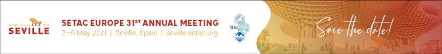 SETAC Europe 31st Annual Meeting